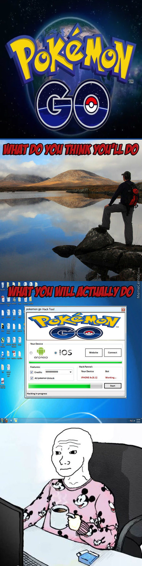 Pokemon Stay