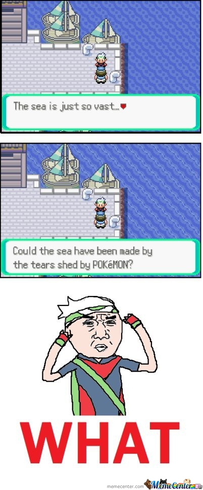 Pokemon Tears