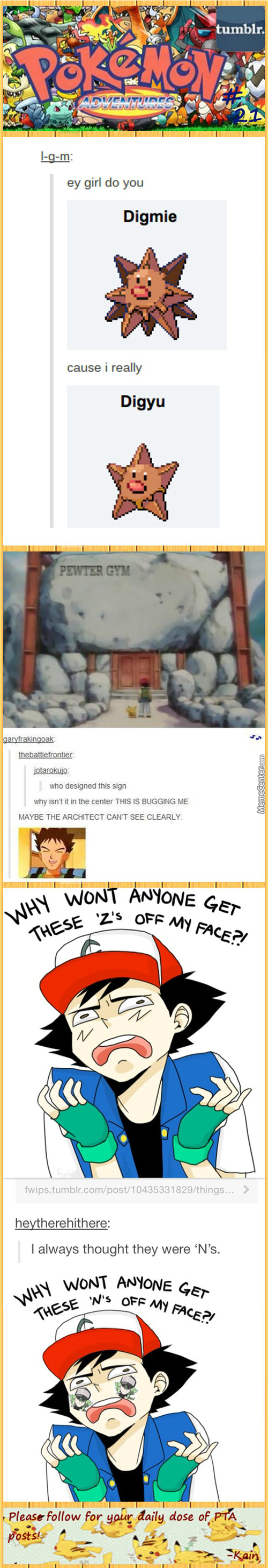 Pokemon Tumblr Adventures #21