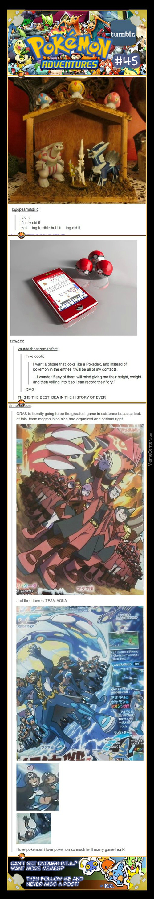 Pokemon Tumblr Adventures #45