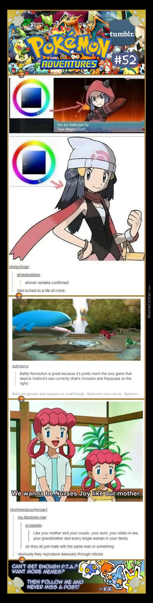 Pokemon Tumblr Adventures #52