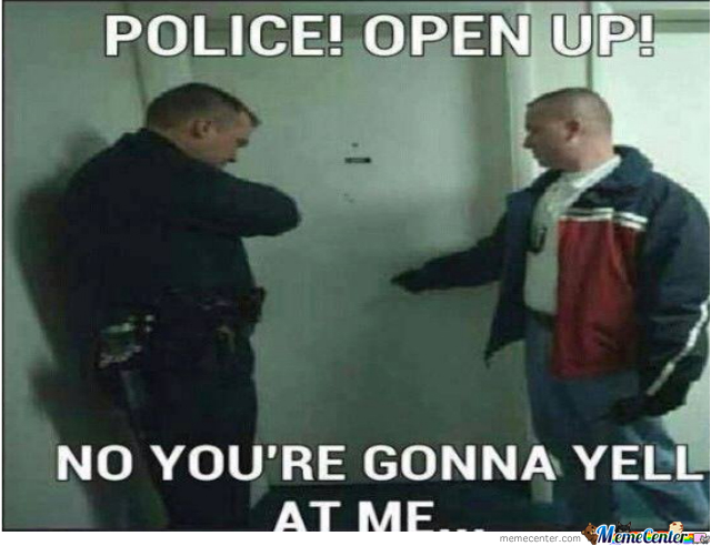Image result for police open up