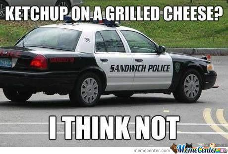 Police These Days....