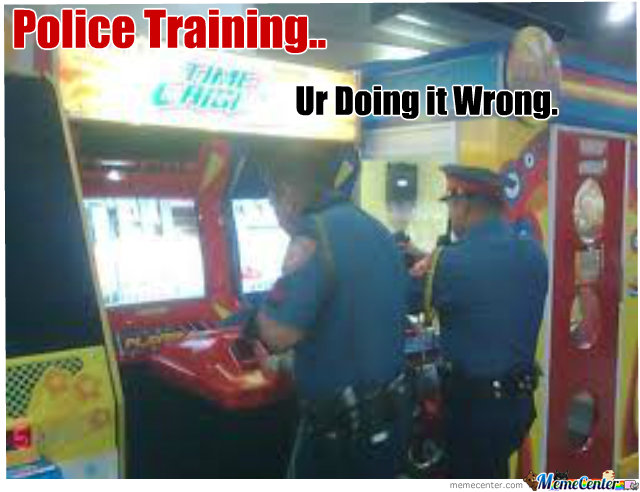Police Training Max Lvl: 0.1%