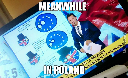Polsat Tv Can Into Polandball