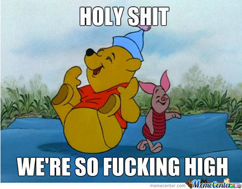 Pooh On Drugs