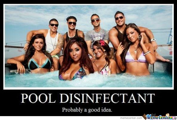 Pool Disinfectant