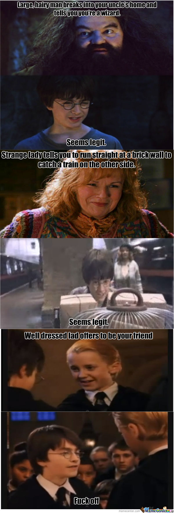 Harry Potter Logic