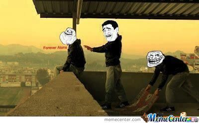 Poor, Poor, Forever Alone