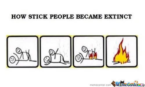 Poor Poor Stickmen...