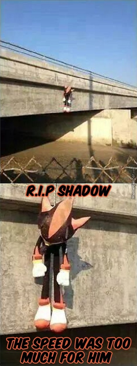 Poor Shadow