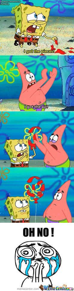 Poor Spongebob And Patrick