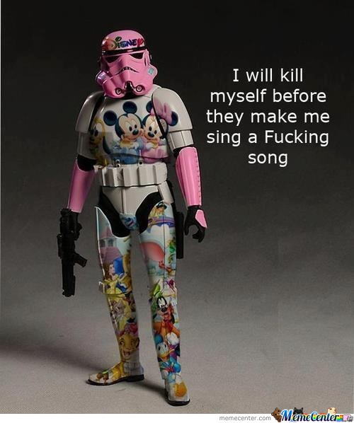 Poor Trooper