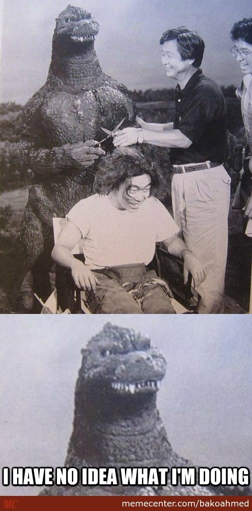 Possible Ending To The New Godzilla Movie?