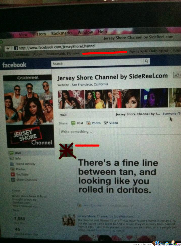 Posted On The Jersey Shore Facebook Page