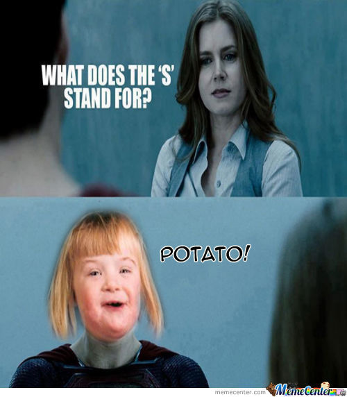 Potato Of Steel
