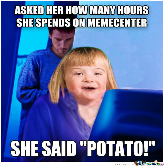 Potato Time!
