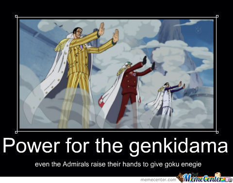 Power For The Genkidama