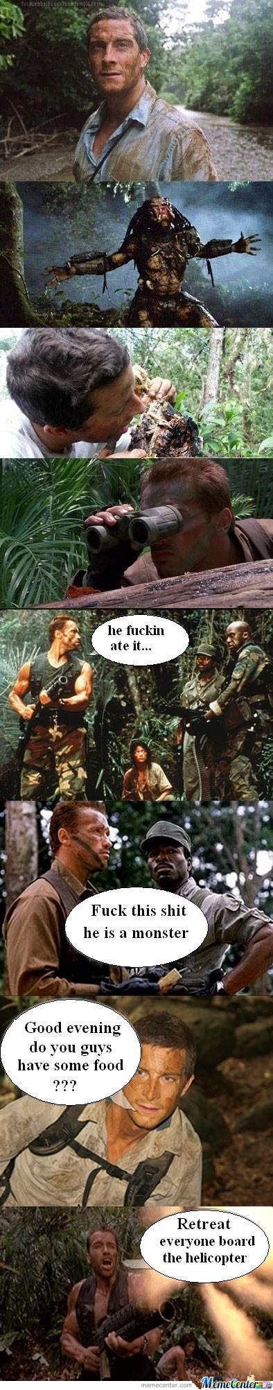 Predator The Director's Cut