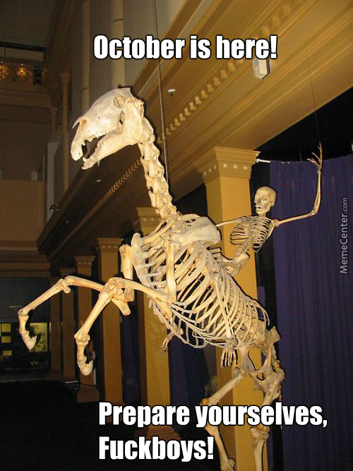Prepare For The Next Skeleton Wars, Plebs!