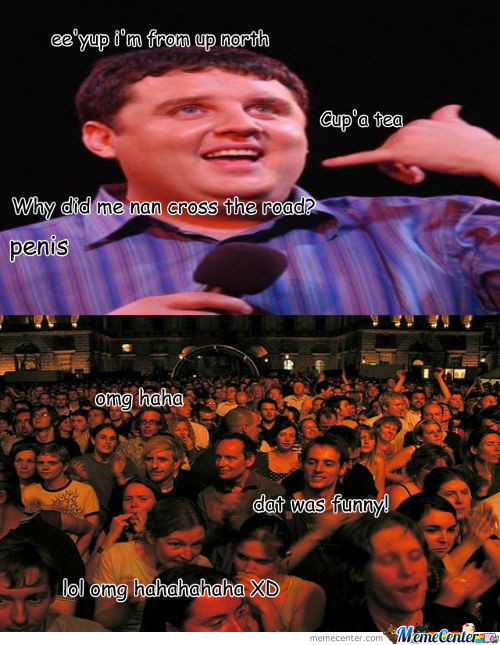 Pretty Much Every Peter Kay Show Ever