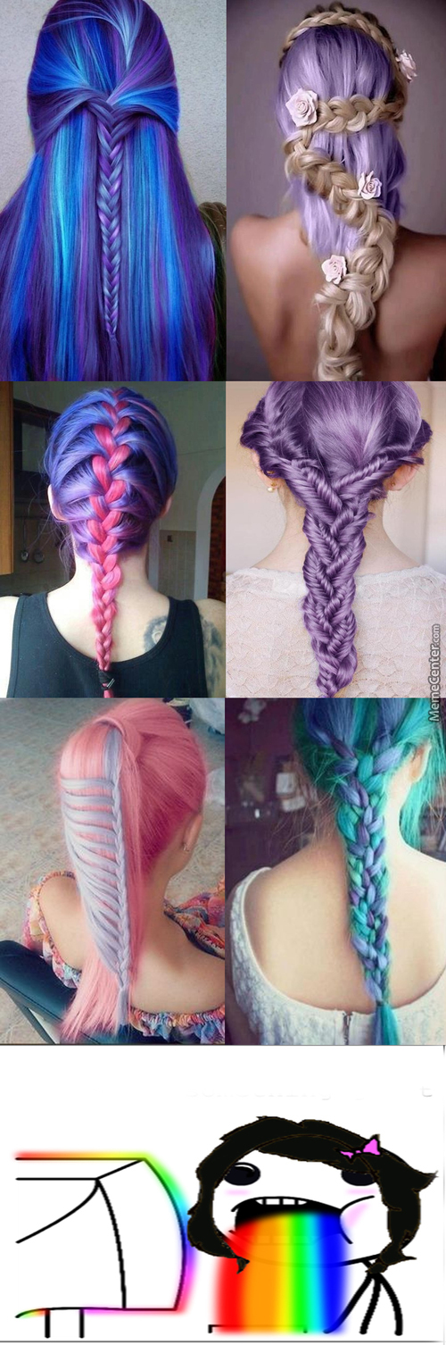 Pretty Neat Hairstyles
