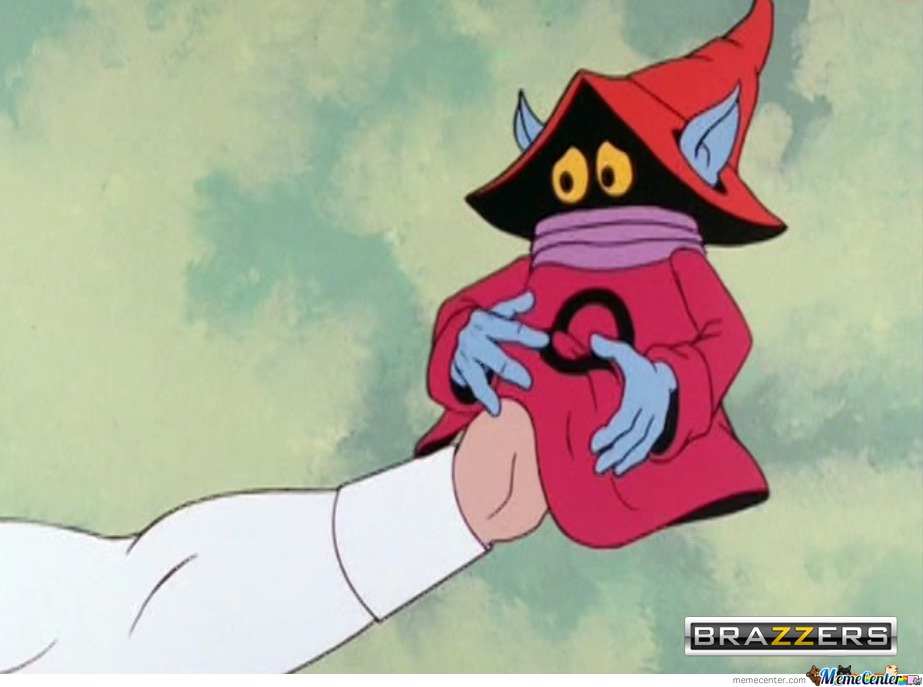 Prince William Can Give You A Hand With That, Orko.