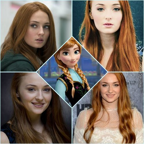 Princess Anna Of House Stark, Lady Of Winterfell