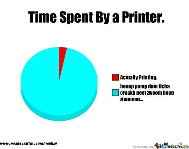 Printers By Mohzy Meme Center