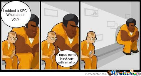 Prison Is Scary