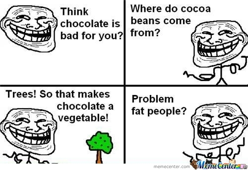 Problem Fat People?