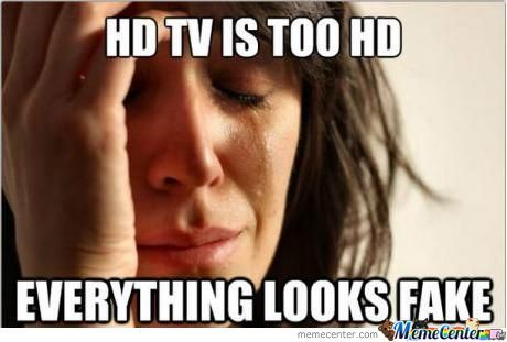 Problems Of Hd Tv