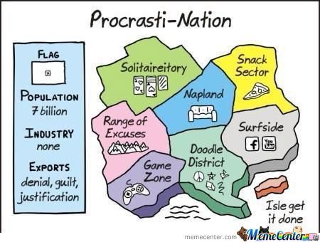 Procrasti-Nation :o