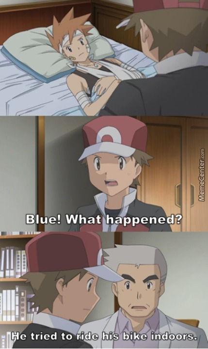 Professor Oak Knows Well