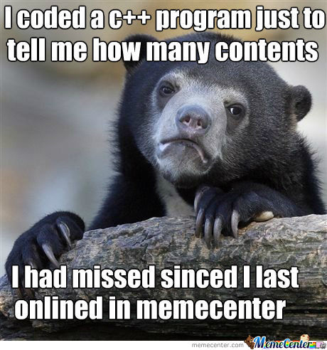 Programmers In Memecenter Will Know