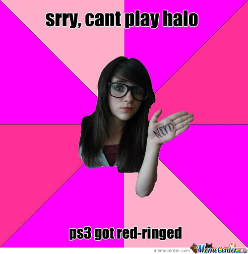 Ps3 Got Red-Ringed