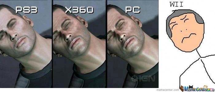 Ps3 Vs Xbox Vs Pc Vs Wii