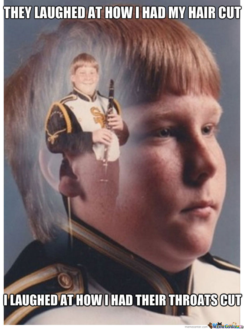 Ptsd Clarinet Kid