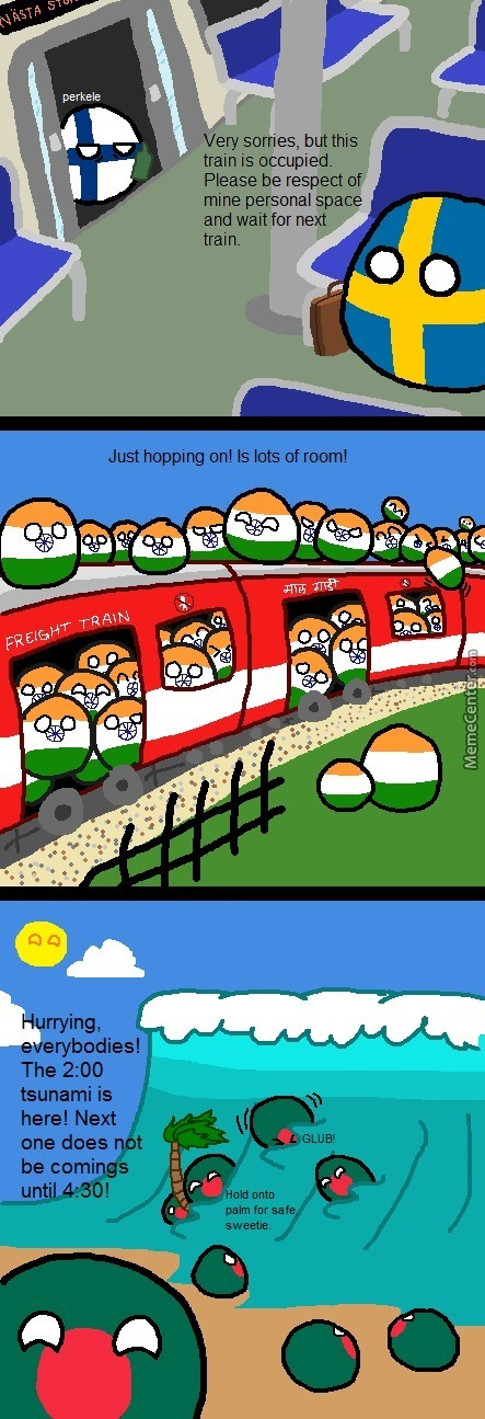 Public Transportation Around The World
