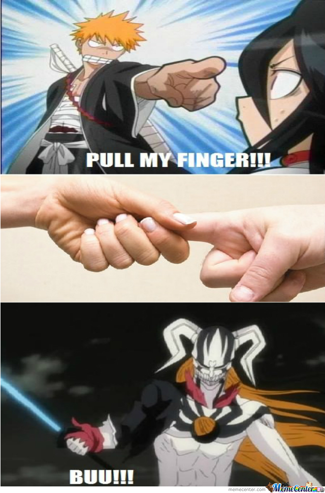 Pull My Finger!