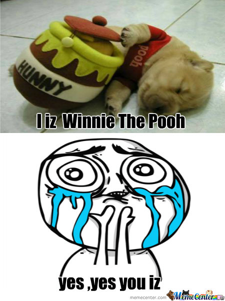 Puppy The Pooh
