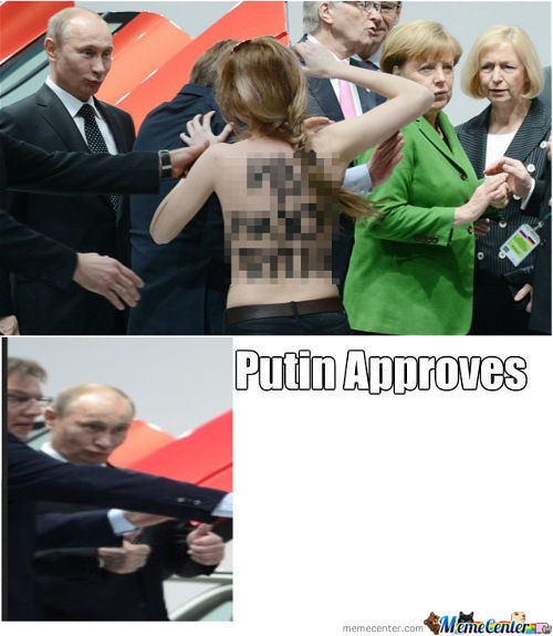 Putin Approved