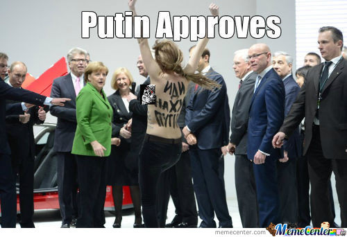 Putin Approves