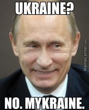 Putin Strikes Again