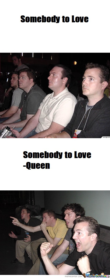 Queen Reaction Guys