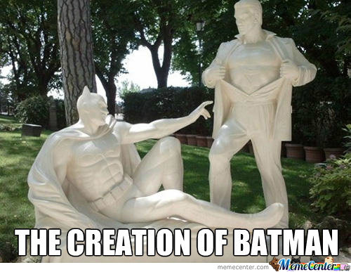Quick Batman, Touch My S!