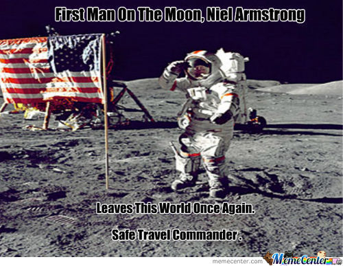 R.i.p Neil Armstrong