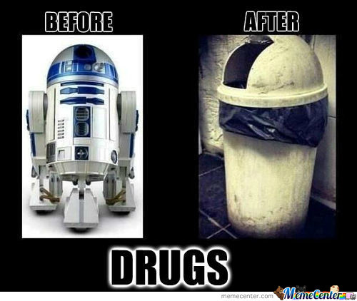 R2D2 And Drugs