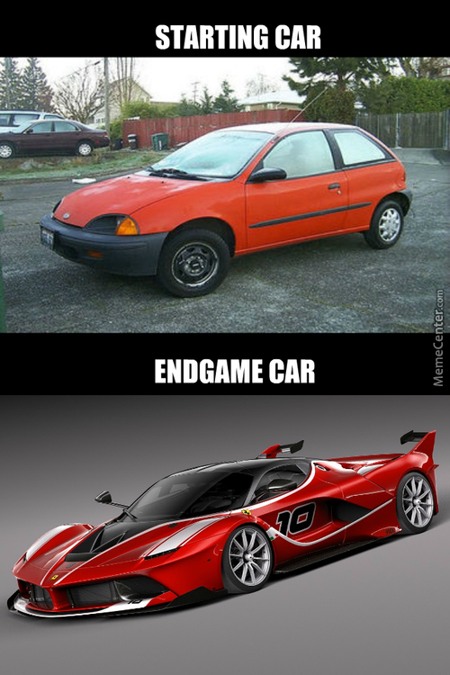 Racing Game Garages In A Nutshell