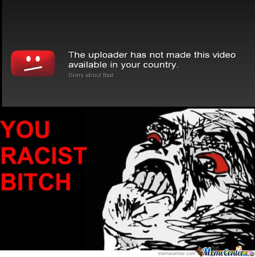 Racism, Racism Everywhere